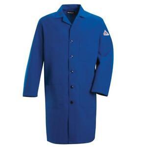 Bulwark Nomex IIIA Medium Flame Resistant Professional Lab Coat KNL2RB RG XXL