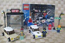 LEGO Spiderman 4850 u. BA inkl. 3 Figuren u. Mary Jane 4851u. Dr. Octopus 4855