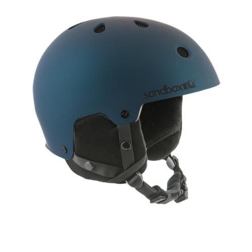 NEW Sandbox x BOA Tech Legend Apex Helmet MATTE OCEAN Snowboard Ski MEDIUM LARGE