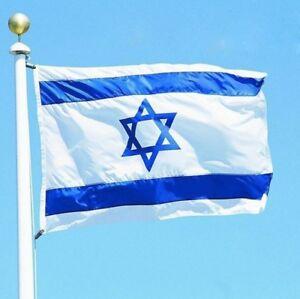 3x5-feet-ISRAEL-National-FLAG-Jewish-Star-Magen-David-Israeli-Country-Banner