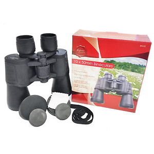NEW-10x50-BINOCULARS-LIGHTWEIGHT-HIGH-POWER-WITH-CASE-CAPS-10-x-50-MAGNIFICATION