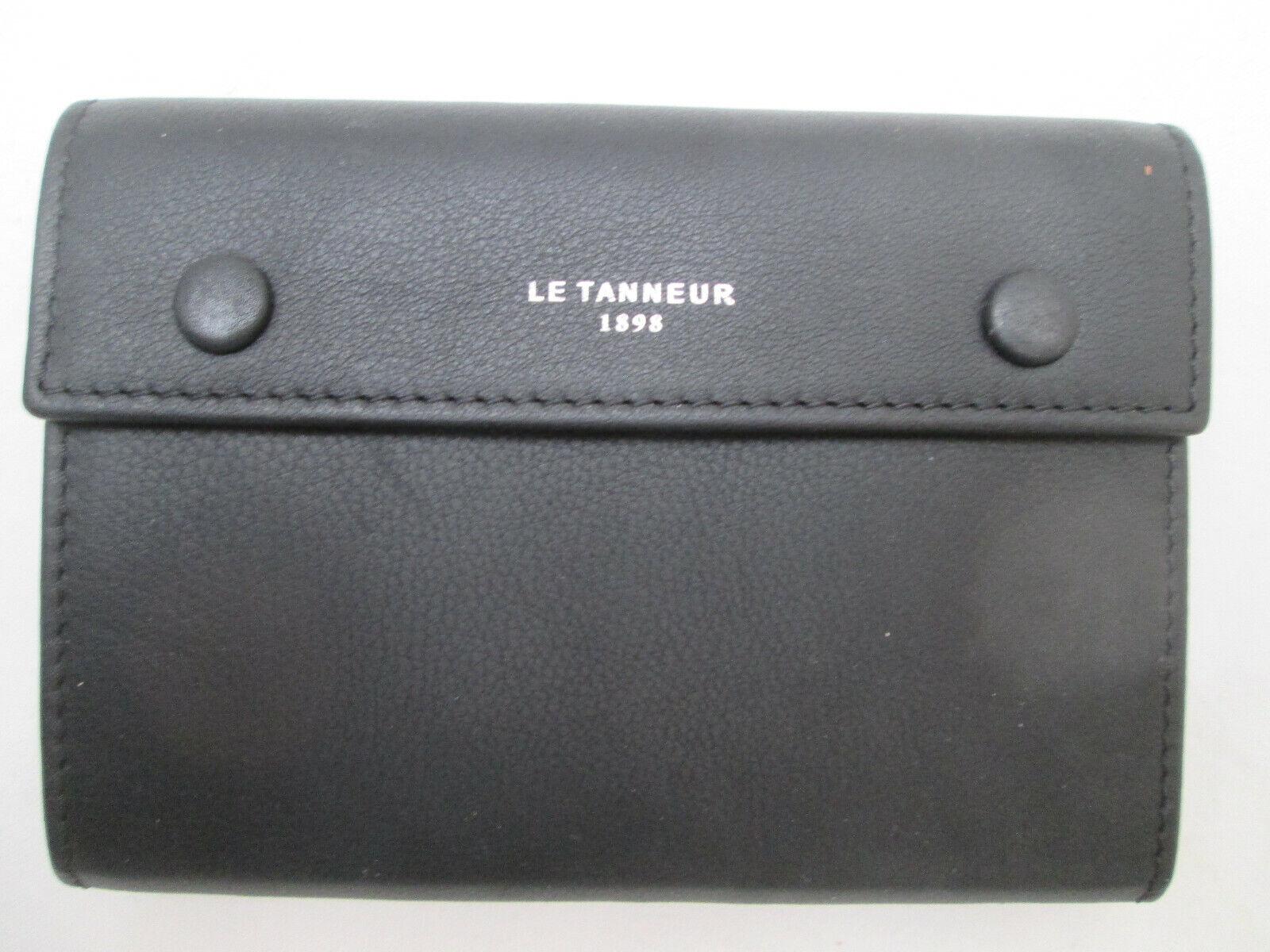 - authentic purses (euro changeover) le tanneur leather vintage tbeg