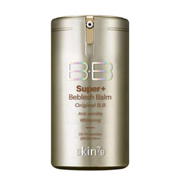 SKIN79 VIP Gold Super Plus Beblesh Balm BB Cream SPF30/PA++ 40g Renewal