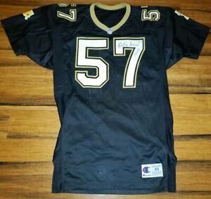 Vtg Rickey Jackson Jersey New Orleans Saints pro cut Champion ...