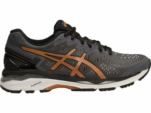 Black Steel Gel de Kayano con 9527 Copper Genuine d para Dark running 23 hombre amortiguación Asics Zapatillas 9527 pTUZFqq