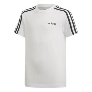 Adidas T-shirt maglia manica corta Bambino Ragazzo DV1800-BIANCO