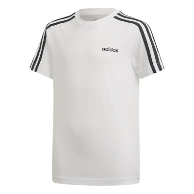 Adidas Boys Tshirt Essentials 3 Stripes Tee Training Running Fashion New DV1800 | eBay