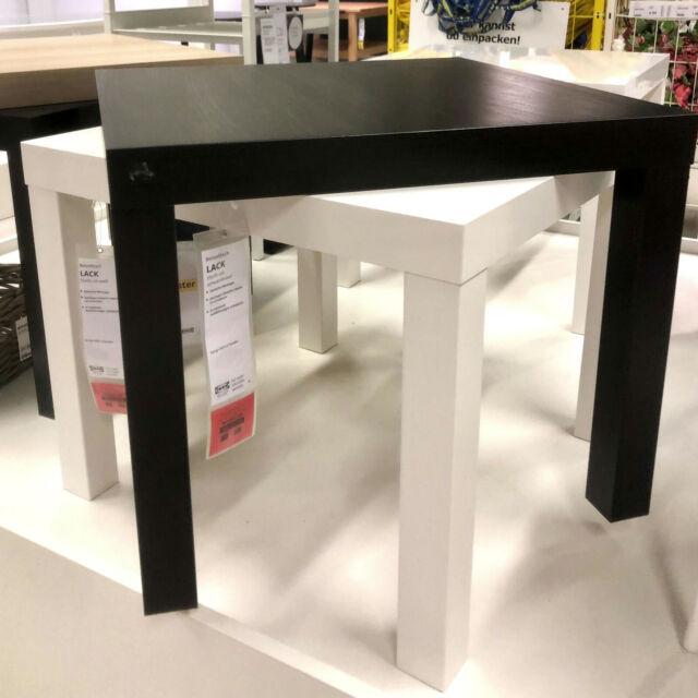 Tavolino Da Divano Ikea.Ikea Tavolino Marrone Nero Da Salotto Tavolo Televisore Acquisti
