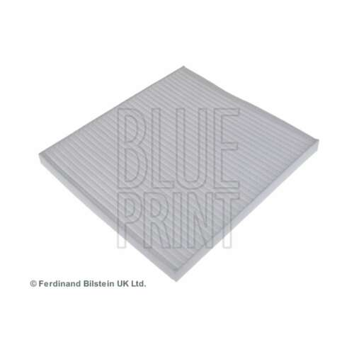 Fits KIA RIO MK3 1.1 CRDi véritable imprimé bleu intérieur air habitacle filtre à pollen