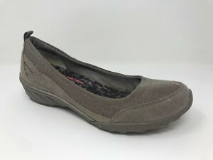 skechers relaxed fit taupe