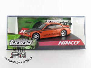 NINCO-50400-BMW-M3-TUNING-STYLE-NUEVO-A-ESTRENAR