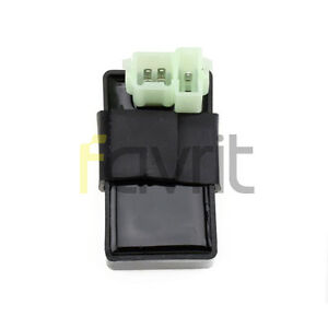 6 PIN CDI IGNITION BOX FOR HONDA CG125 150 250 SCOOTER MOPED 110CC 125CC 150CC