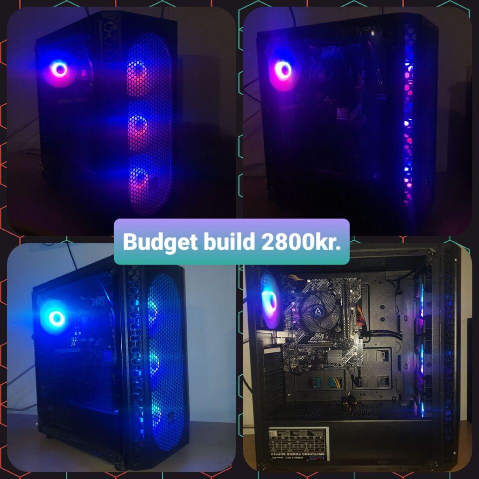 Andet mærke, 2020, Intel/AMD Ghz