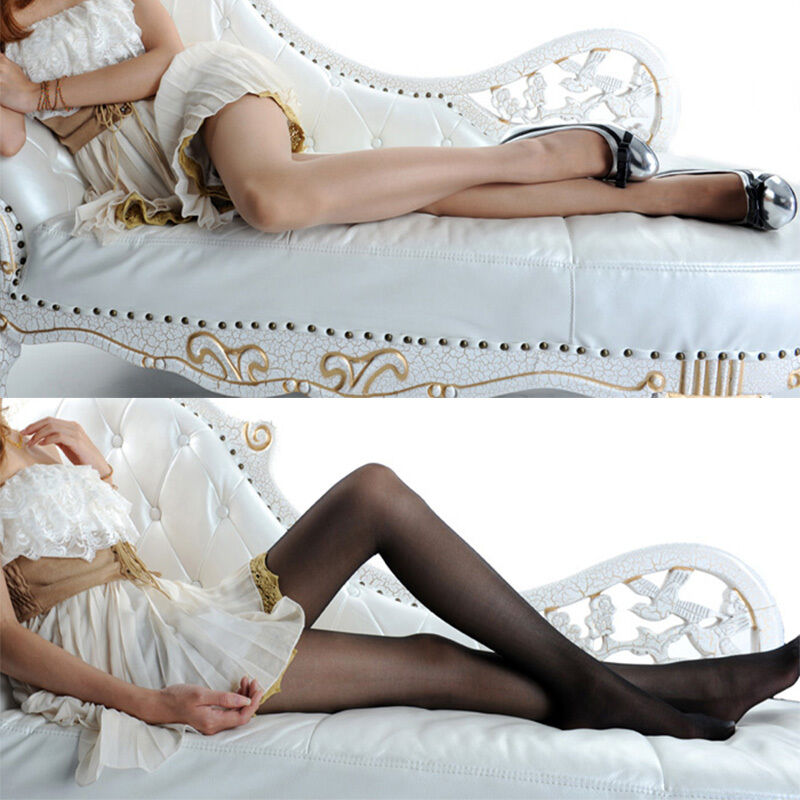 We Normally Sell Two A Day Today We Are Selling Up To 15: Women Girls Sheer Thin Shiny Glossy Solid Pantyhose Tights