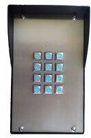 Gsm Gate Keypad - Uk Manufactured