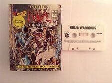 ZX Spectrum - Ninja Warriors by Virgin