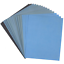 ADVcer 9x11 inch 16 Sheets Sandpaper Wet or Dry 2000-10000 Grit 8 Assortment Sa