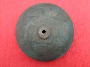 Cloche-Ancienne-en-Bronze-de-Pendule-Horloge-Clock-Uhr-Reloj-Diametre-14-3-cm