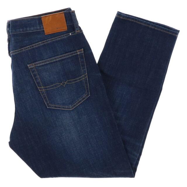 9d936e67 Men's Lucky BRAND 410 Athletic Fit Blue Jeans Patton Village Size 32 ...