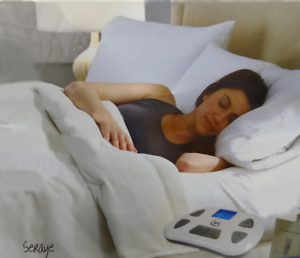 Serta Microfleece Electric Warming Blanket Queen Size Off