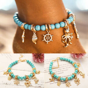 Charm-Boho-Ankle-Bracelet-Anklet-Chain-Foot-Beach-Sandal-Jewelry-Gift-For-Women