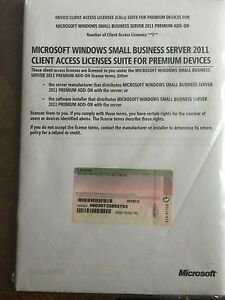 MS-Windows-SBS-2011-Premium-Add-on-CAL-Suite-1-Device-CAL-mit-MwSt-Rechnung