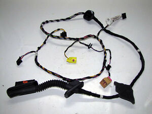 vw polo v cable loom door wiring harness front right 18646r121a ebayimage is loading vw polo v cable loom door wiring harness