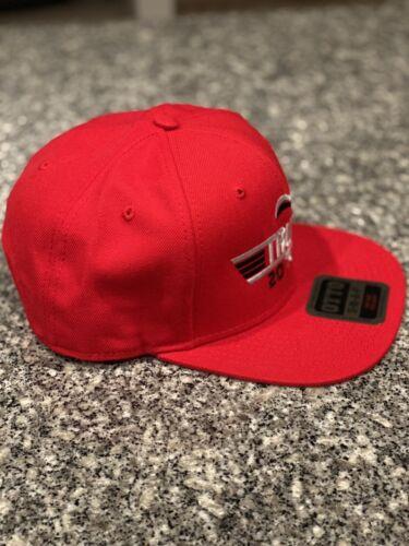 Donald Trump Hat 2020 Top Gun  Red Snapback Black Cap