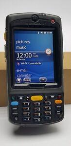 Motorola MC75A MC75A0-P40SWRQA9WR Mobile Handheld 1D Barcode Scanner - PDA
