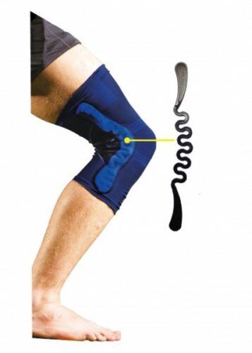 Pflexx Knie-Trainer-Bandage 2er Set mit extra starkem Widerstand (R3)
