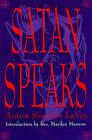 Satan Speaks by Anton Szandor La Vey (Paperback, 1998)