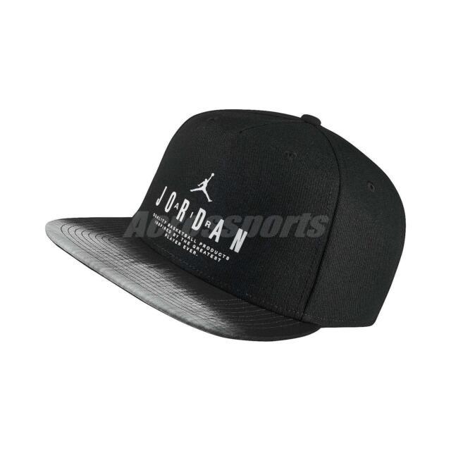 6be146f6418 Jordan Modern Heritage Snapback Adjustable Hat Air 23 Jumpman Cap Gym  834893-010