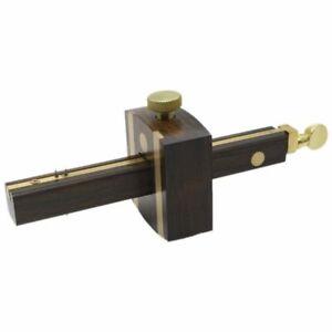 8-Inch-Ebony-British-Marking-Gauge-Wood-Scribe-Mortise-Gauge-With-Screw-A1Q1