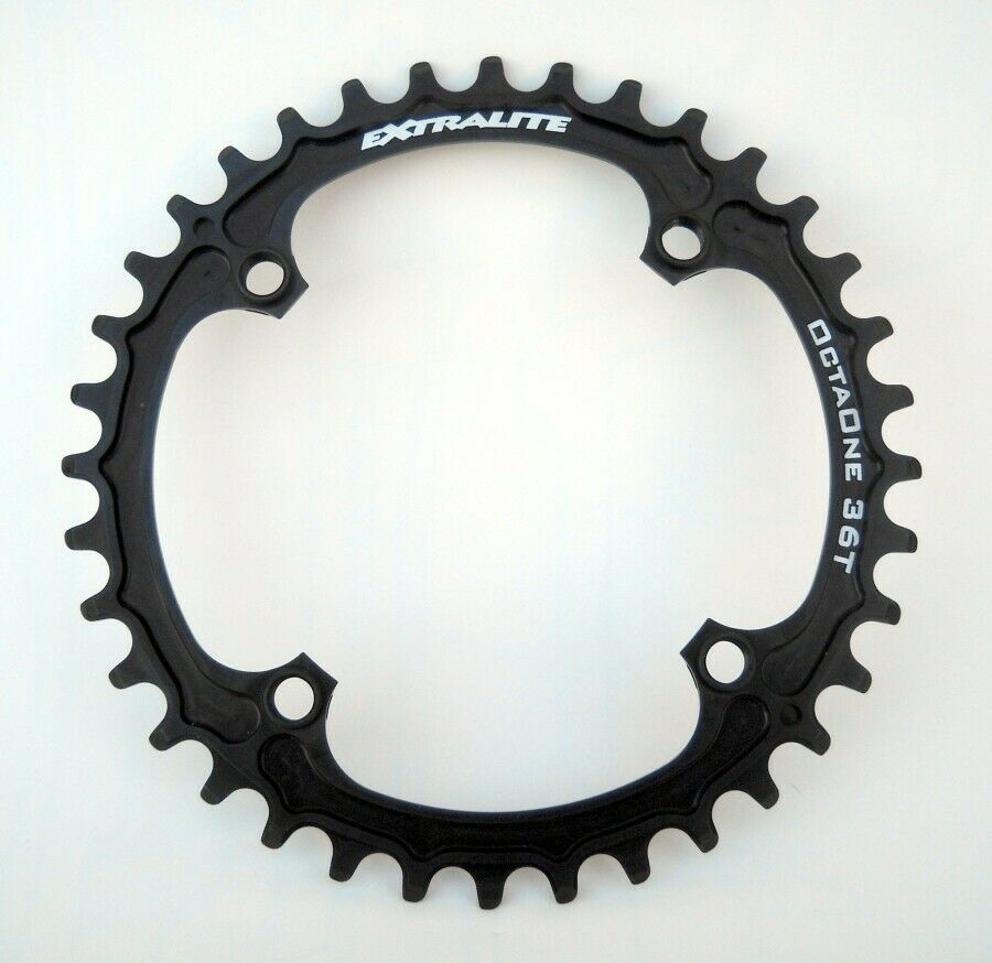 Extralite octaone Chainring 1-Fold MTB BCD104 4-hole