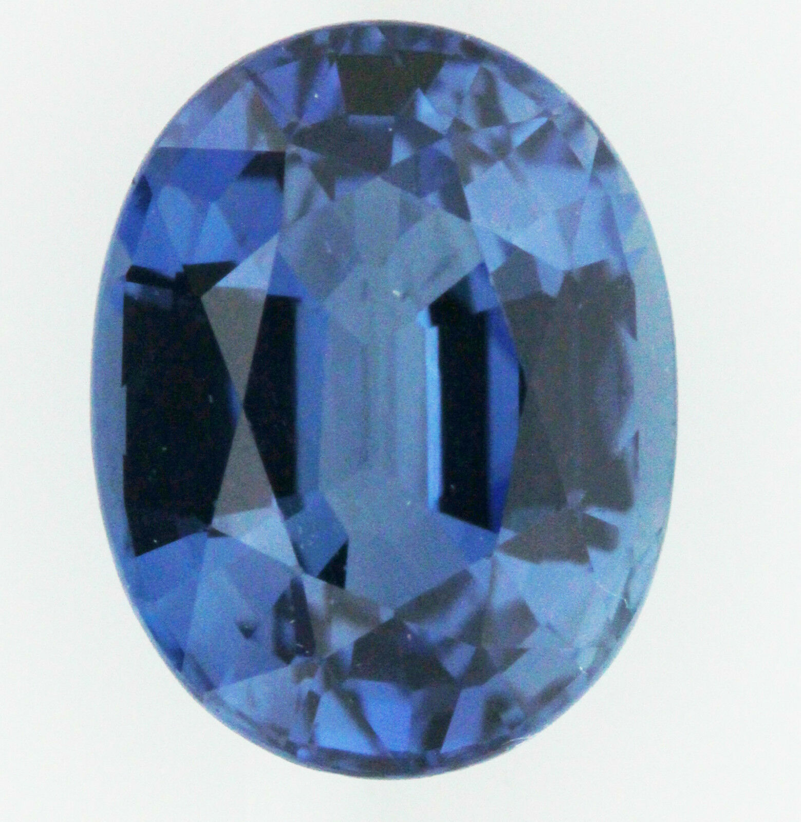 NATURAL COLOUR 1.57ct   blueE SAPPHIRE EXPERTLY FACETED IN GERMANY+CERT AVAILABLE