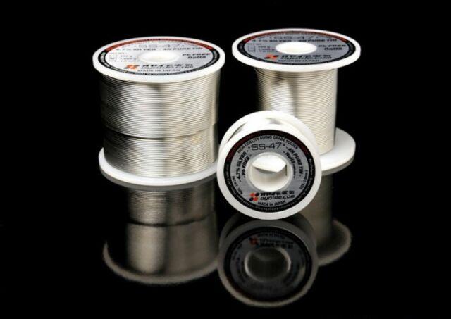 Oyaide SS-47 Audio Grade Silver Solder - 1.0m Length