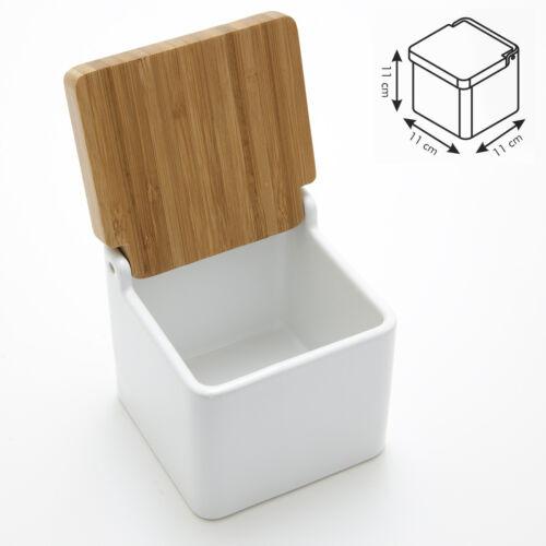 Porzellan Box  Dose Vorratsdose Teebox Zuckerdose Keramik Aufbewahrung Gewürz