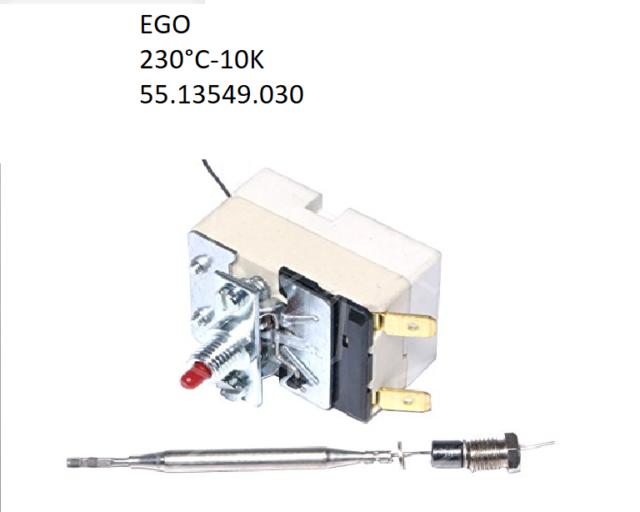 EGO THERMOSTAT 230°C 55.13549.030 5513549030 FRYERS LINCAT TH51