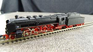 Fleischmann-BR-39-204-Spur-N-Dampflokomotive-Fl914-Gebraucht
