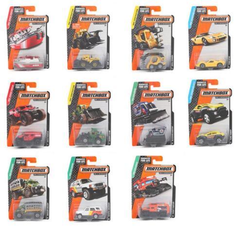 Mattel Matchbox / Die Cast 60 te Geburtstags Auto / Auswahl an Truck,Cars ,Tank