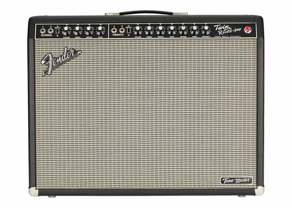 Fender Tone Master Twin Reverb 120V Amplifier - 2274200000 - Gently Used. Buy it now for 792.43