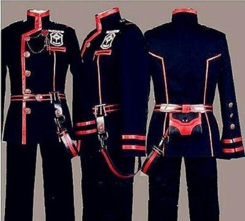 D Gray-man ALLEN WALKER New Version 3 Cosplay Costume UK