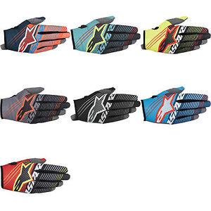 Racing Gloves Alpinestars Motocross//MX//Bike//Off Road Radar Flight Adult Riding