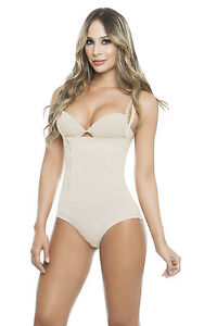 Colombian-Compression-Garment-After-tummy-tuck-Post-surgery-girdle-4370-beige