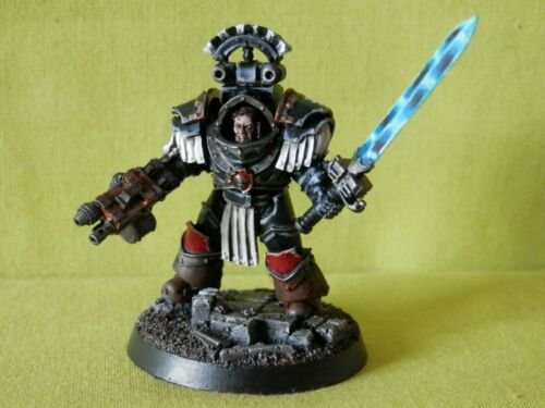 MANY UNITS TO CHOOSE FROM WARHAMMER 30//40K FORGE WORLD IRON HANDS ARMY