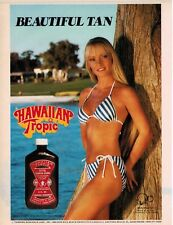 hawaiin tropen bikini wettbewerbe