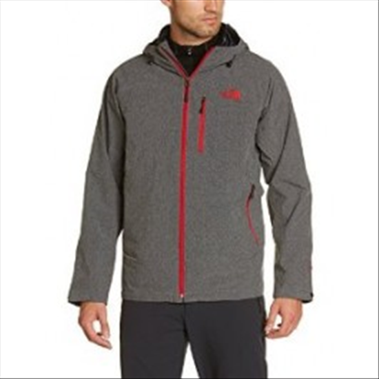 GIACCA THE NORTH FACE THERMOBALL TRICLIMATE - Grigio tg-L