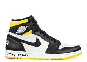 8e55a5e50da4 Nike Air Jordan 1 Retro High OG Not For Resale Varsity Maize Size 14 ...