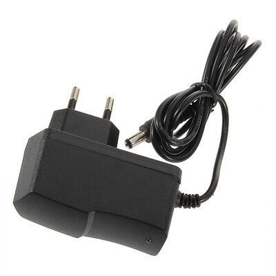 DC 12V 1A AC 100-240V Converter Adapter Charger Power Supply EU Plug FE