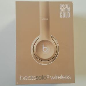 Beats by Dr. Dre Solo2 Wireless Headband Headphones - Gold